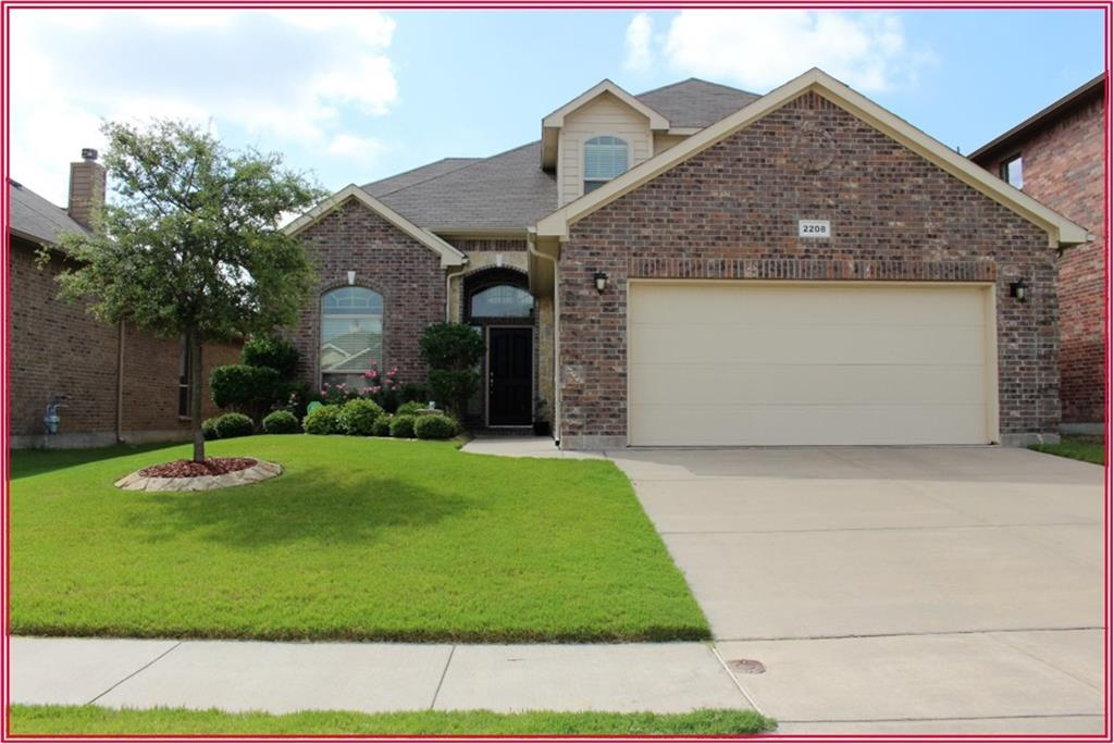 2208 Frosted Willow Lane, Fort Worth, TX 76177