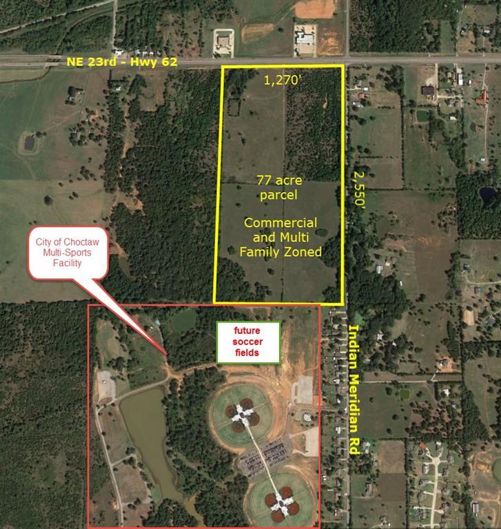 15800 NE 23rd, Choctaw, OK 73020