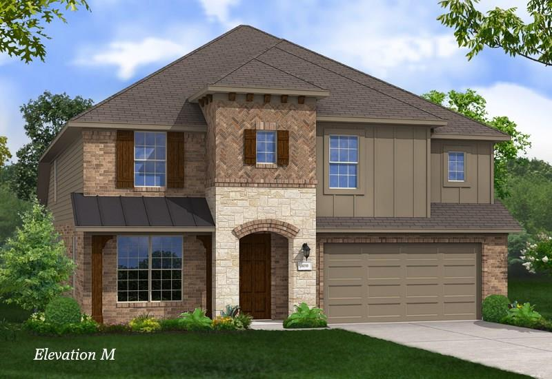 1724 Journey Forth Trail, St Paul, TX 75098