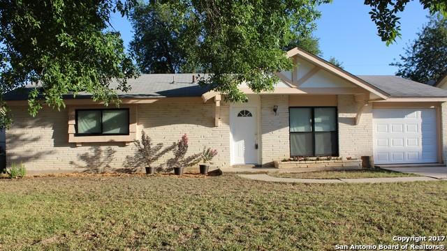 4258 BRIGHT SUN ST, San Antonio, TX 78217