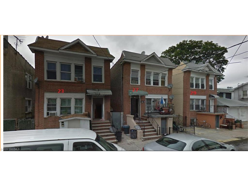 23, 27, 29 Brighton 4th Terrace, Brooklyn, NY 11235