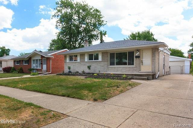 1334 FONTAINE, MADISON HEIGHTS, MI 48071