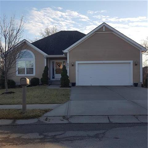 601 NW WHITNEY Drive, Grain Valley, MO 64029