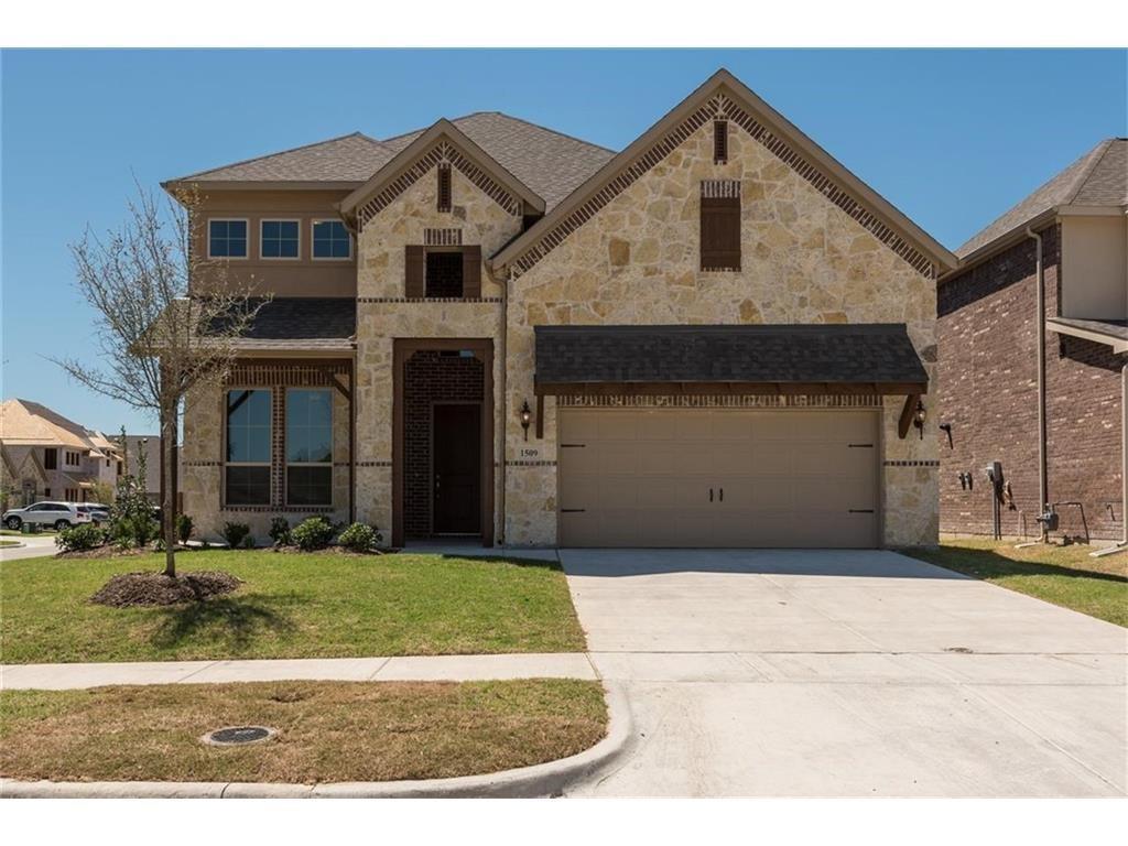 1509 Cypres Garden Lane, Garland, TX 75040