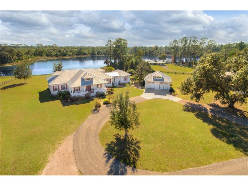 1717 REYNOLDS ROAD, DE LEON SPRINGS, FL 32130