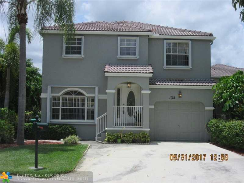 132 NW 117th Ter, Coral Springs, FL 33071