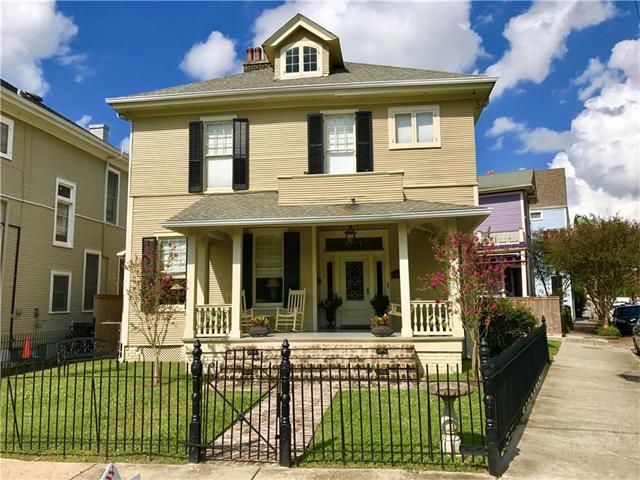 1301 COLISEUM Street, New Orleans, LA 70130