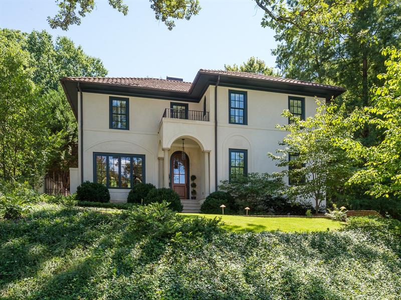 813 NE Sherwood Road, Atlanta, GA 30324