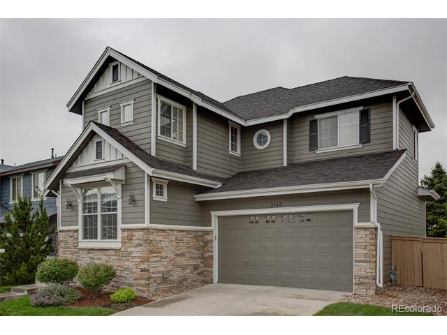 3160 Redhaven Way, Highlands Ranch, CO 80126
