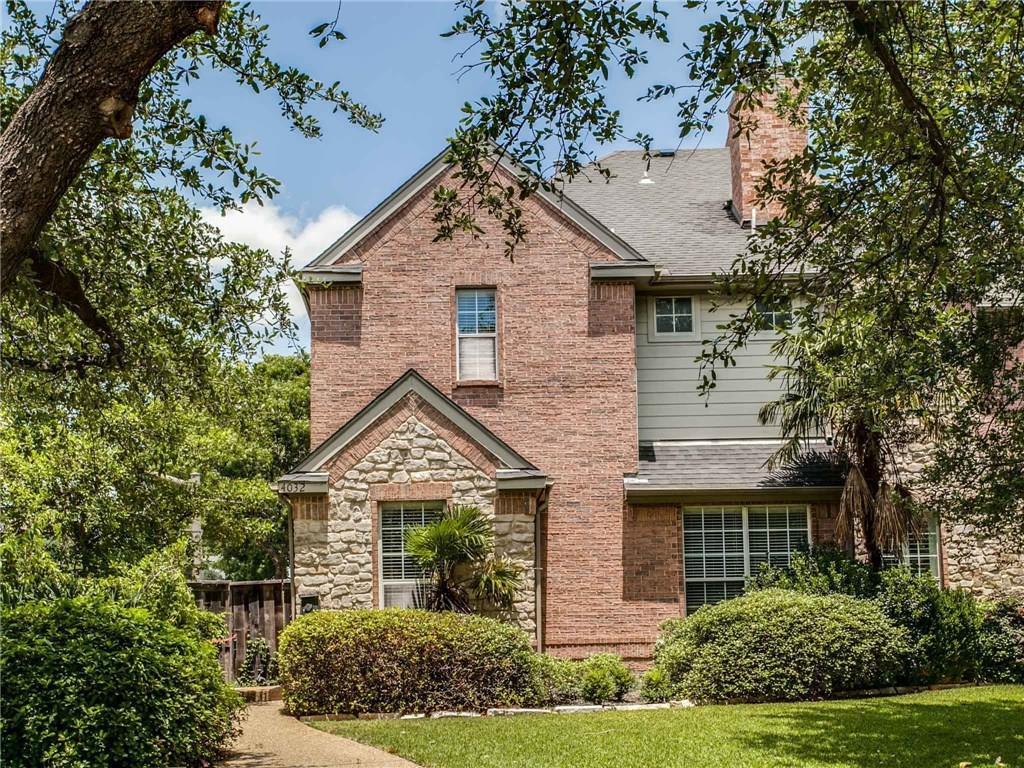 4032 Centenary Avenue, University Park, TX 75225