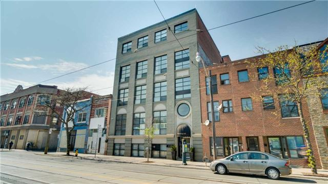 426 E Queen St 102, Toronto, ON M5A 1T4