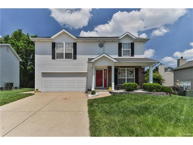 1454 Plantation Manor, St Peters, MO 63303