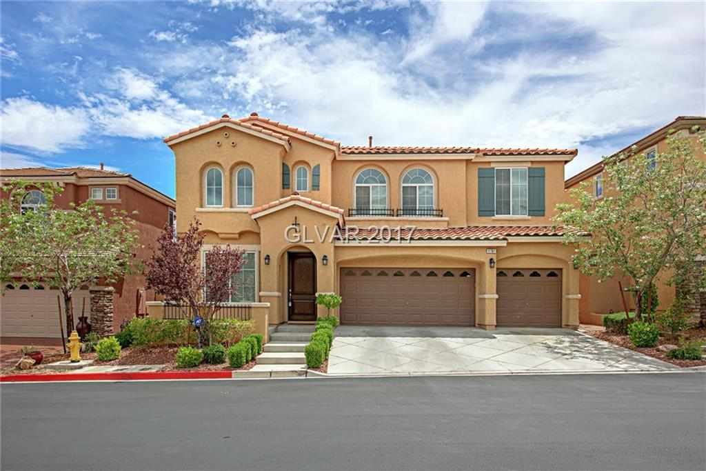 11741 COSTA BLANCA Avenue, Las Vegas, NV 89138