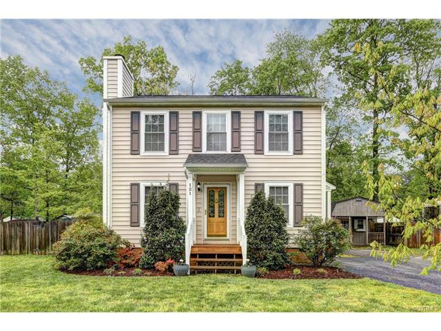 121 Courtside Drive, Ashland, VA 23005