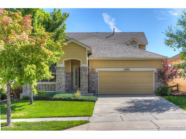 11772 Mill Valley Street, Parker, CO 80138