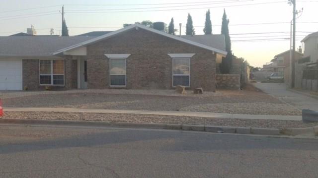 4665 R L Shoemaker Drive, El Paso, TX 79924