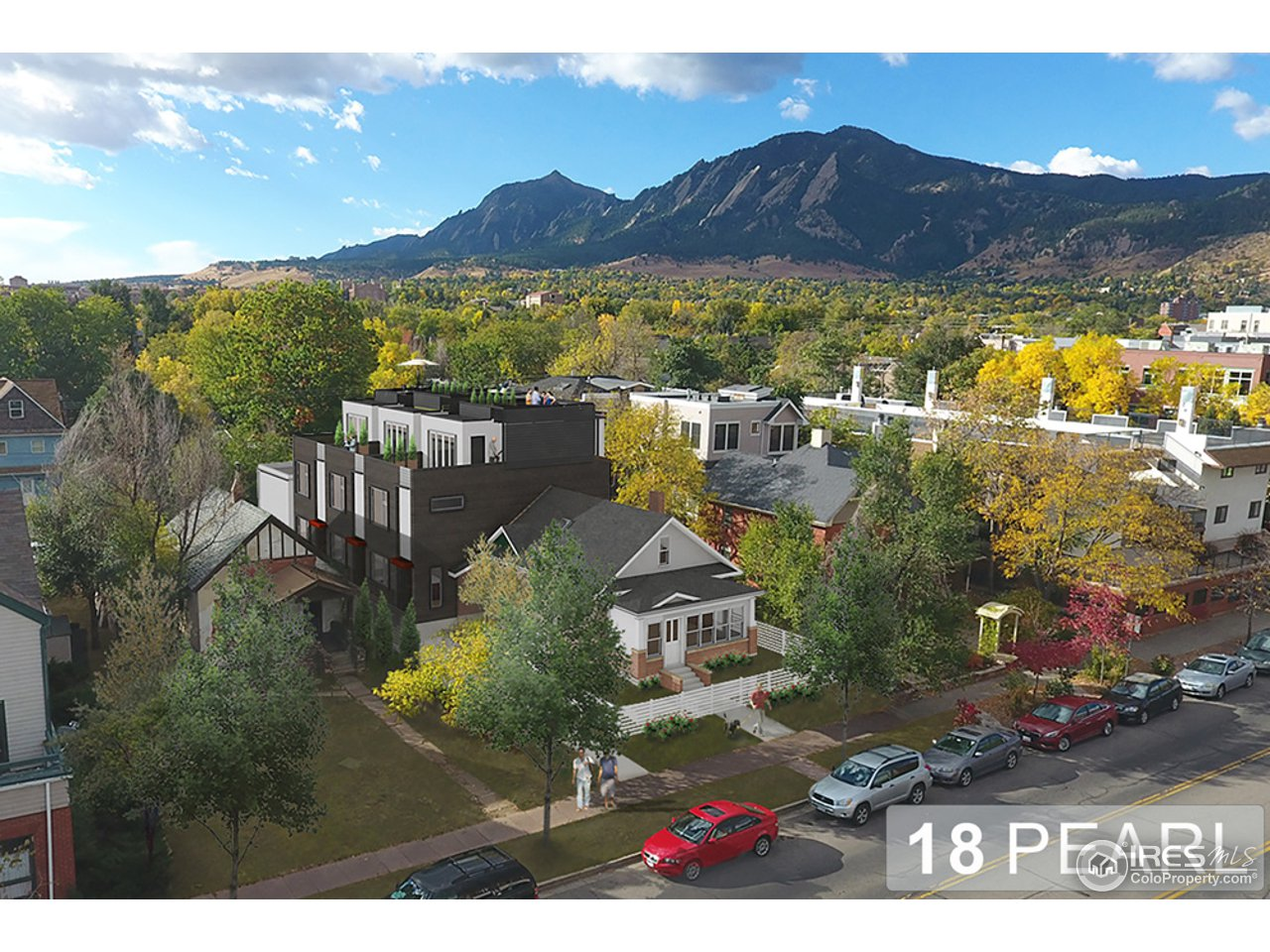 1830 Pearl St B, Boulder, CO 80302
