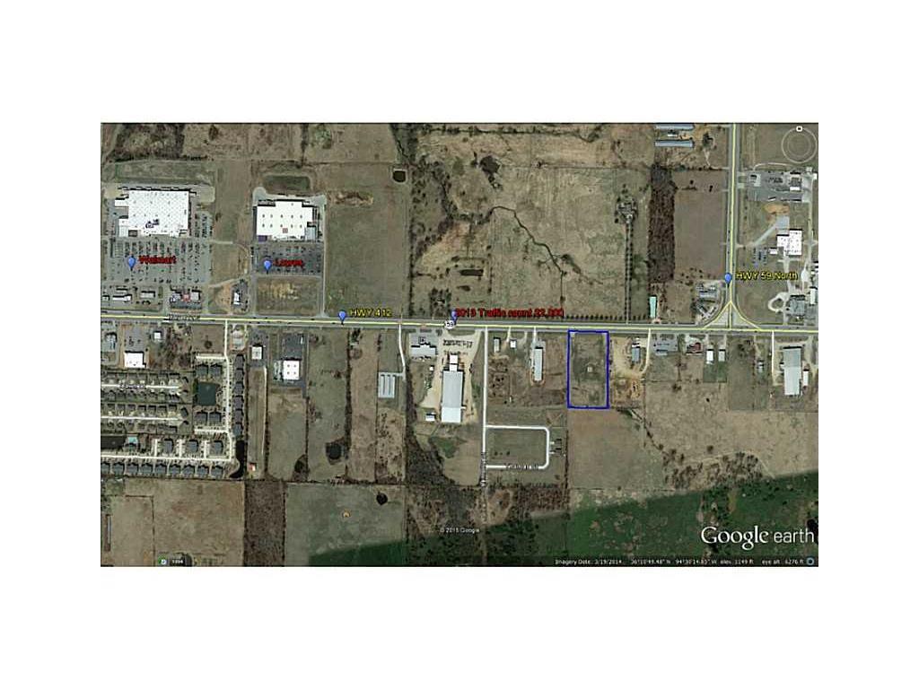 3948 Highway 412, Siloam Springs, AR 72761