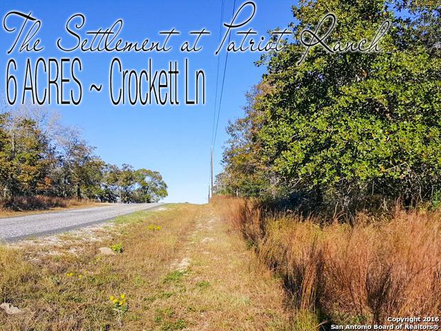 6 AC Crockett Ln, Luling, TX 78648