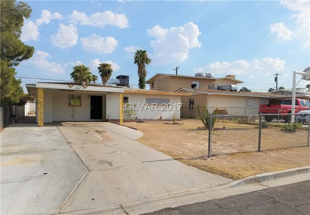 1800 WALNUT Avenue, Las Vegas, NV 89101