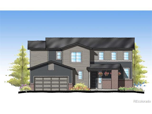 17126 E Cedar Gulch Drive, Parker, CO 80134