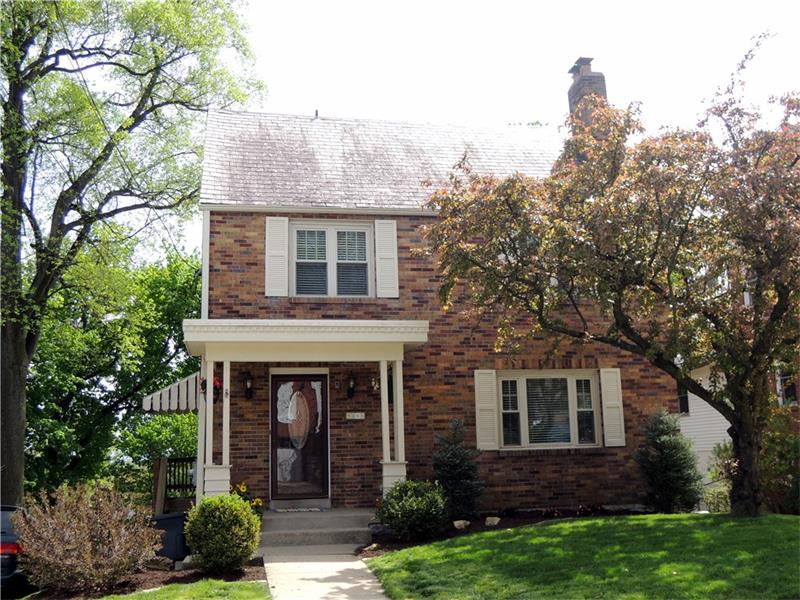 16 Rosemont Avenue, Pittsburgh, PA 15228