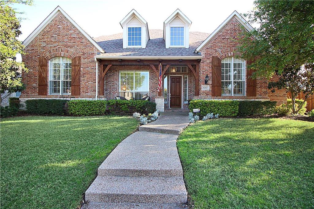 1213 Granbury Drive, Allen, TX 75013