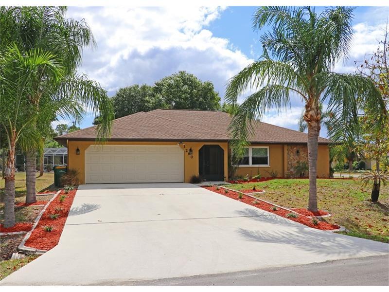 1260 DESMOND STREET PORT CHARLOTTE, Florida