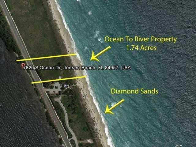 7820 Ocean Drive, Jensen Beach, FL 34957