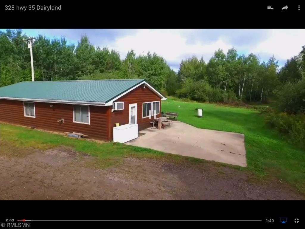 15801 S State Hwy 35, Dairyland, WI 54830