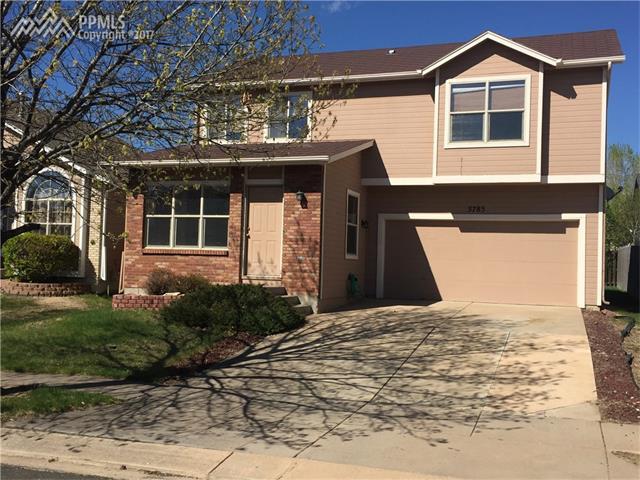 5785 Corinth Drive, Colorado Springs, CO 80923