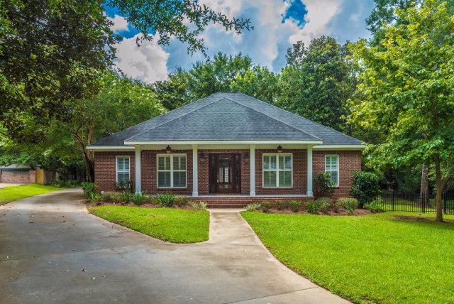 11700 Village Green Dr, Magnolia Springs, AL 36555