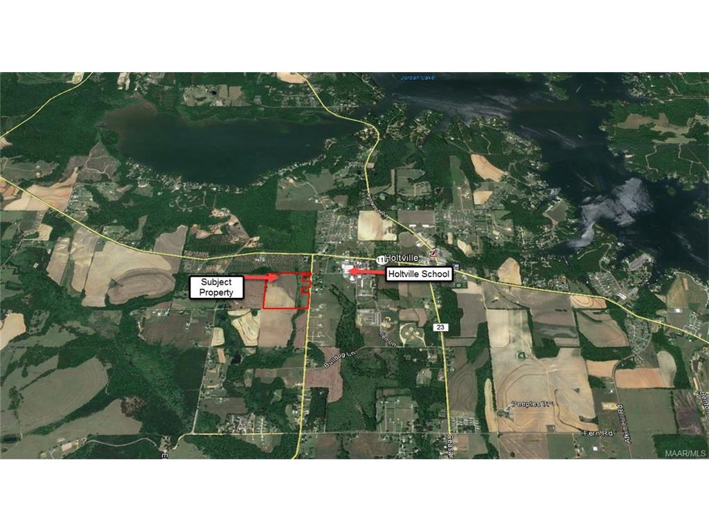 37 Acres Hogan Road W, Deatsville, AL 36022