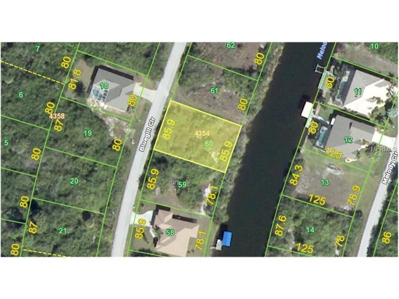 9394 BLUEGILL CIRCLE PORT CHARLOTTE, Florida