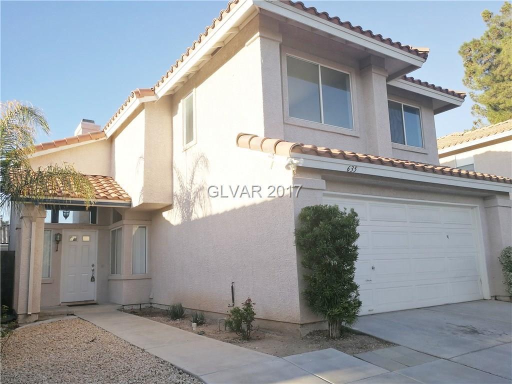 635 PALMWOOD Lane, Las Vegas, NV 89123
