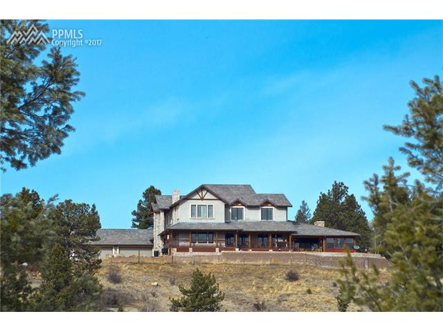 4687 W Highway 24 Highway, Florissant, CO 80816