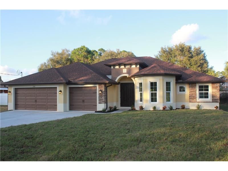 2758 MORRIETTA LANE, NORTH PORT, FL 34286