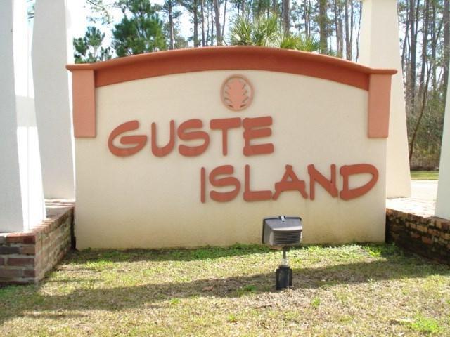 GUSTE ISLAND Road, madisonville, LA 70447