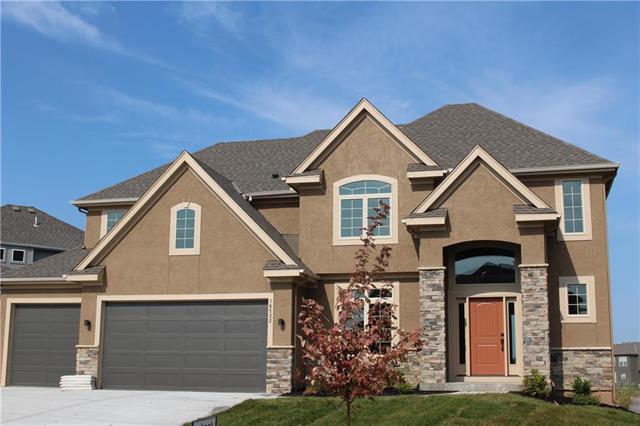 16522 S Legler Street, Olathe, KS 66062