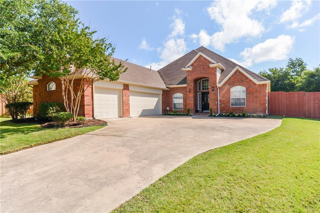 6616 Crestwood Court, Sachse, TX 75048