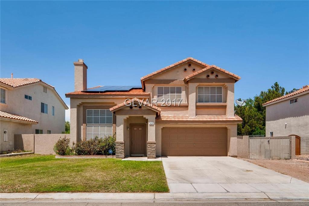 1424 SILVER KNOLL Avenue, Las Vegas, NV 89123