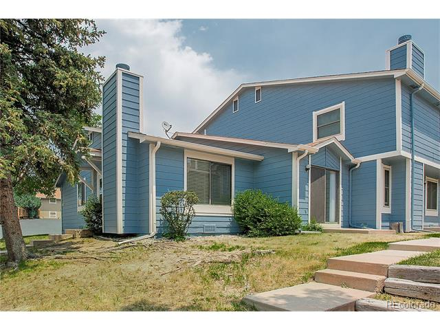 2725 Hearthwood Lane, Colorado Springs, CO 80917