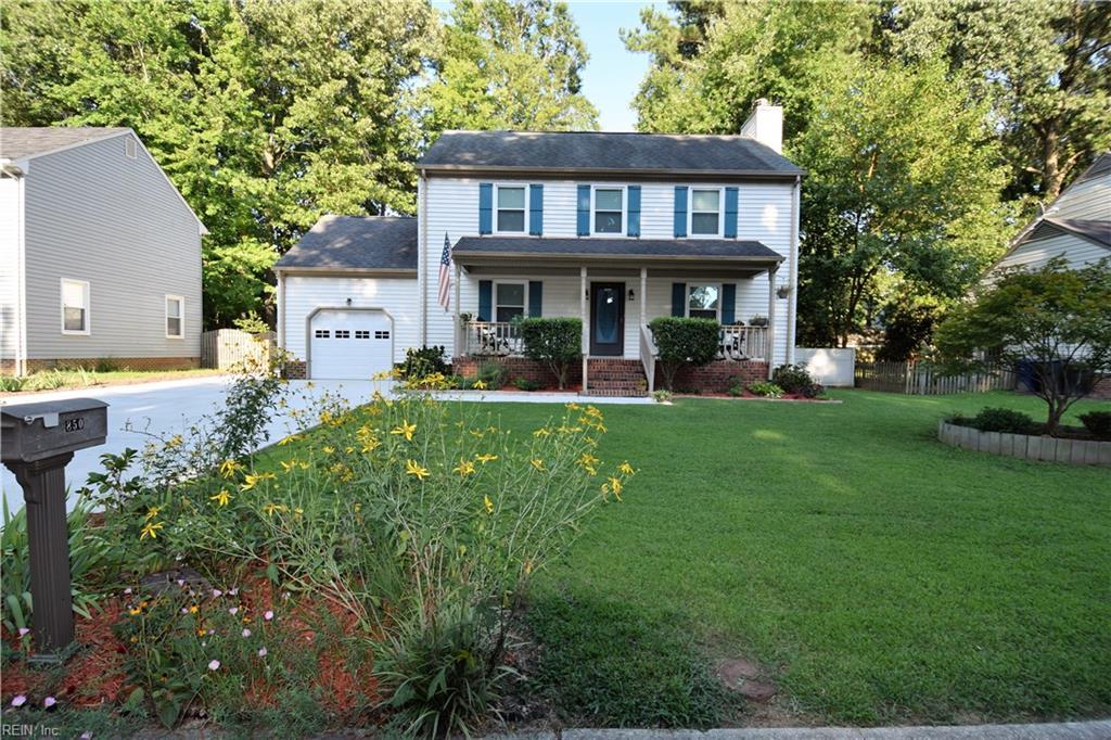 850 GARROW RD, Newport News, VA 23608