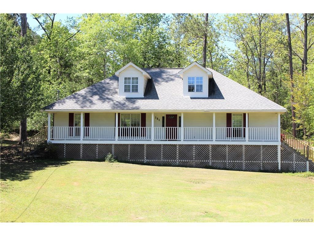 181 Pine Forest Drive, Deatsville, AL 36022