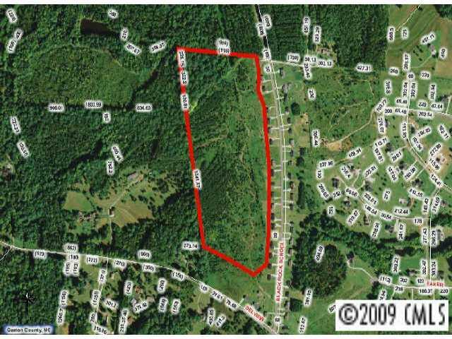 LOT Black Rock School Road 1, Cherryville, NC 28021