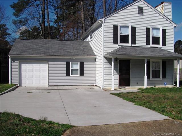 1015 Cherry Creek Dr, Newport News, VA 23608