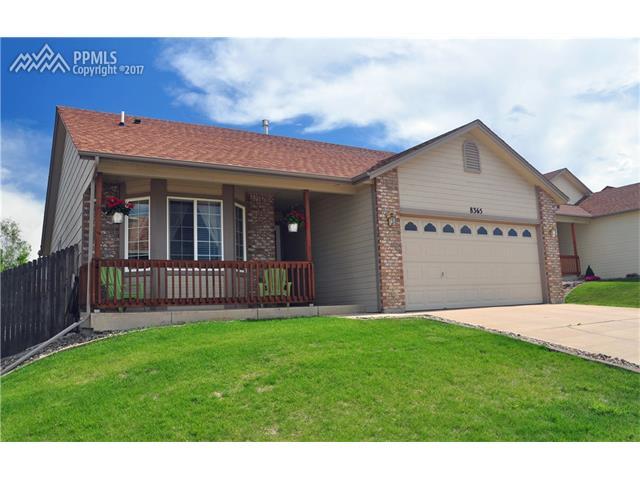 8365 Syrabi Place, Colorado Springs, CO 80925