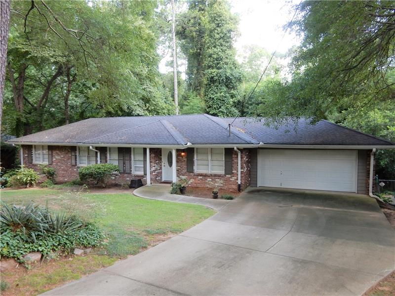 2511 NE Sherbrooke Drive, Atlanta, GA 30345