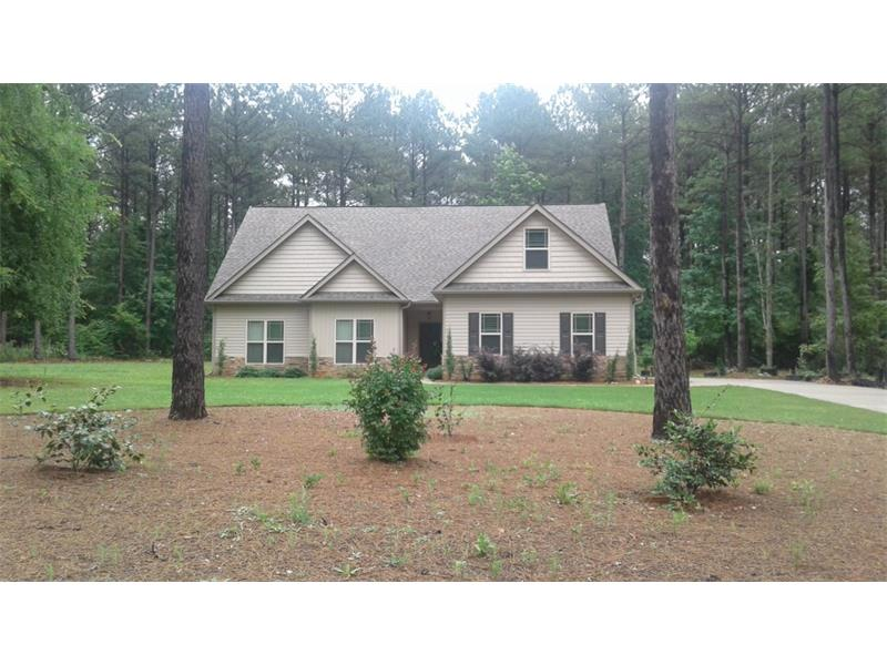 143 WHITFIELD Bend, Zebulon, GA 30295
