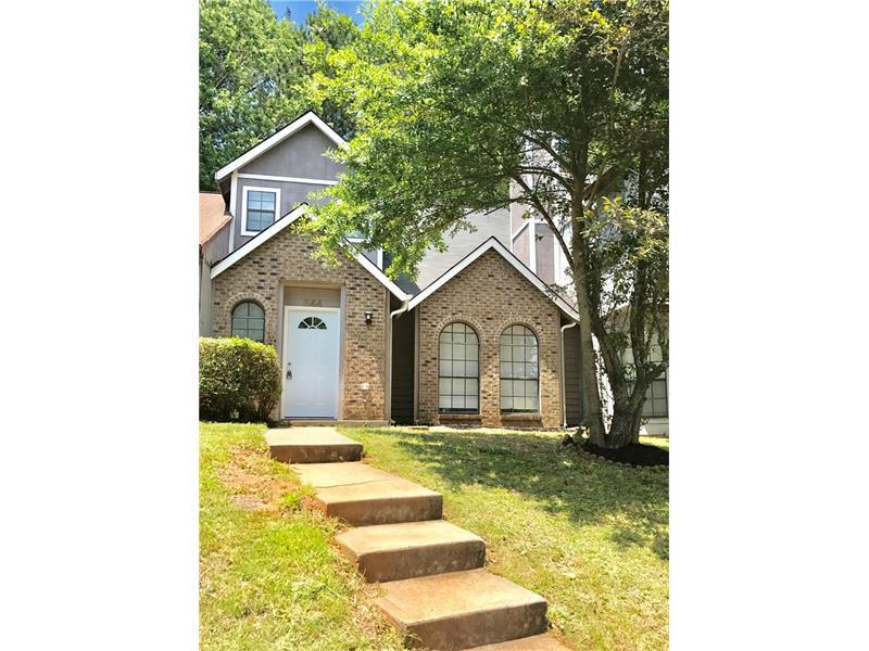 844 Heritage Oaks Drive, Stone Mountain, GA 30088